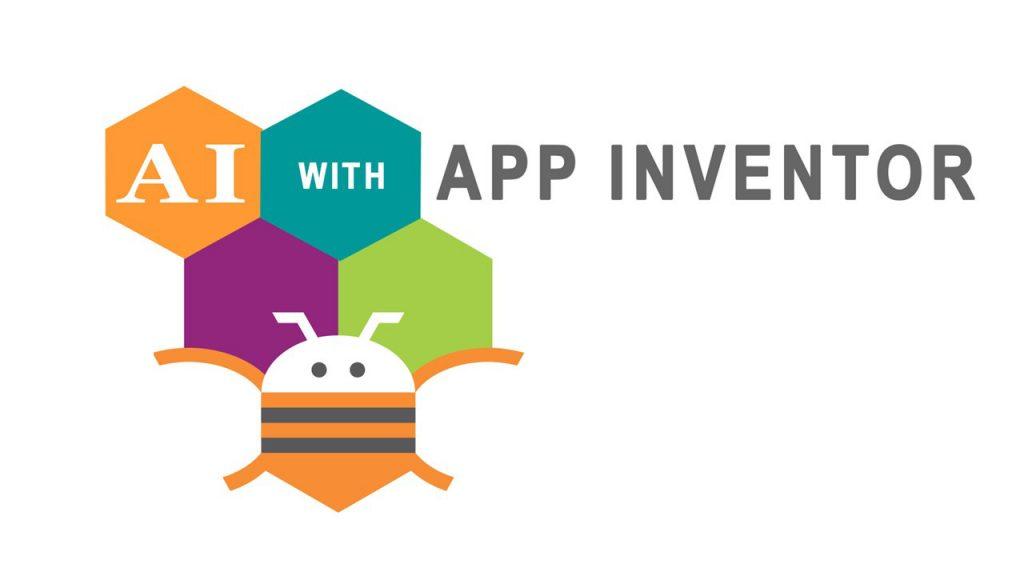Il logo di App Inventor, la piattaforma utilizzata nel corso di Creazione App